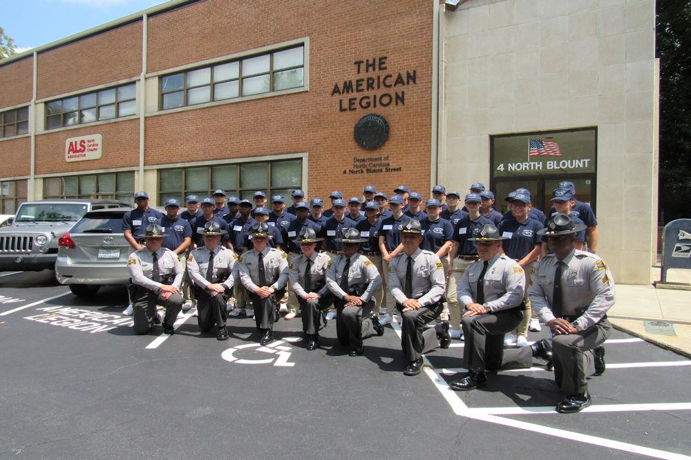 Student Trooper | AMERICAN LEGION DEPARTMENT OF NORTH CAROLINA